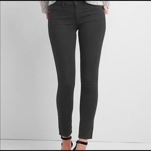Gap 1969! Resolution True skinny Jeans in Olive
